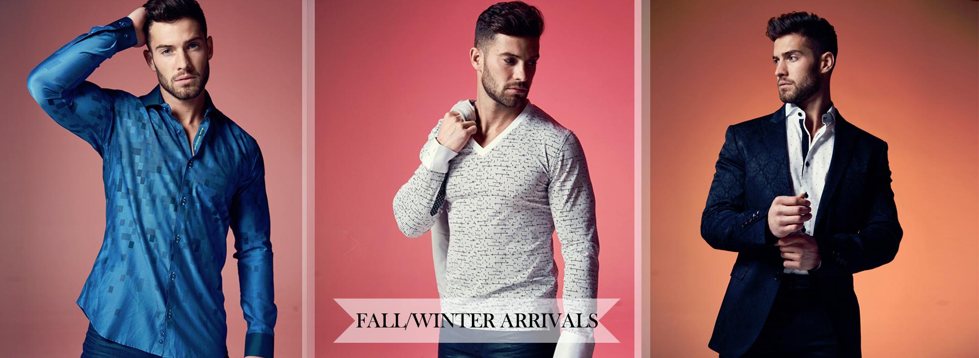 Men fashion clothing